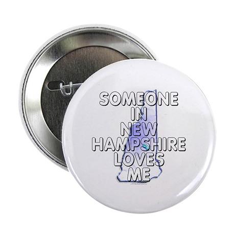 """Someone in New Hampshire 2.25"""" Button"""