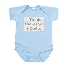 """Think --> Code"" Infant Creeper"