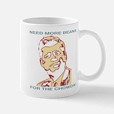 Beans For The Chowda Mug