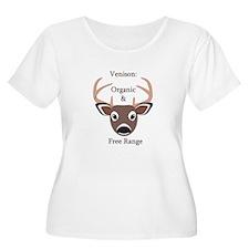 Venison: Free Range & Organic T-Shirt