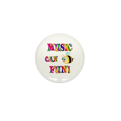 Music Mini Button (10 pack)