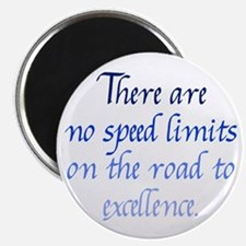Road to Excellence Magnet