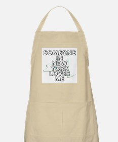 Someone in New York Apron