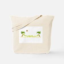 Cute Anguilla Tote Bag