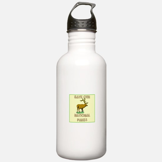 Save our National Parks Water Bottle
