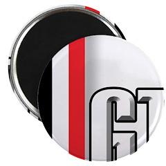 Mustang GTrwb Magnet