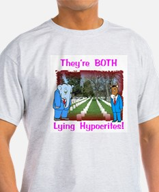 Lying Hypocrites Gifts T-Shirt