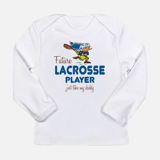 lacrosse2.jpg Long Sleeve T-Shirt