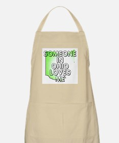 Someone in Ohio Apron
