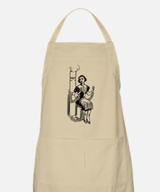 Chained to Cigarettes Apron