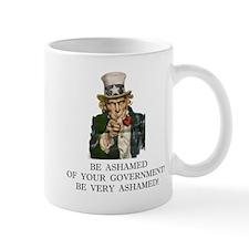 Be Ashamed Gifts Mug