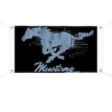 Mustang - Grunge Banner