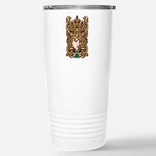 Celtic Goddess Stainless Steel Travel Mug