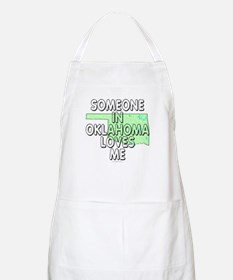 Someone in Oklahoma Apron