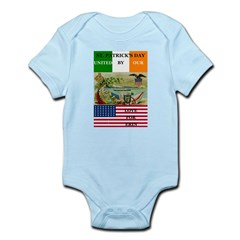 United By Our Love For Erin Infant Bodysuit