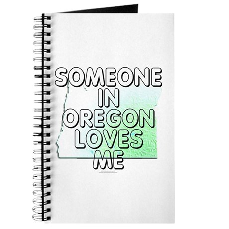 Someone in Oregon Journal