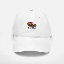 Artist's Pallette Baseball Baseball Cap