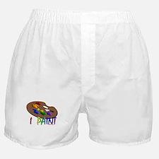 Artist's Pallette Boxer Shorts