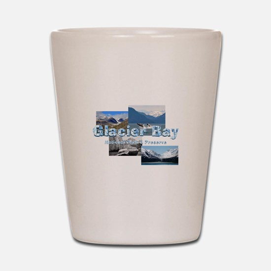 ABH Glacier Bay Shot Glass
