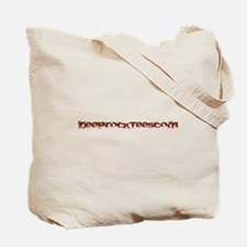 Play Dead Tote Bag