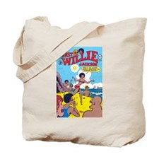 FastWillie Jackson #6 Tote Bag