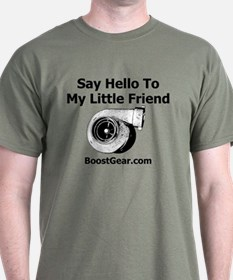 Little Friend - T-Shirt