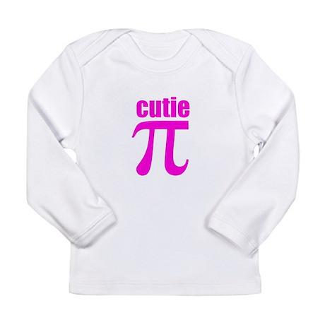 Cutie Long Sleeve Infant T-Shirt