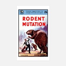 Rodent Mutation Decal
