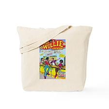 FastWillie Jackson #7 Tote Bag