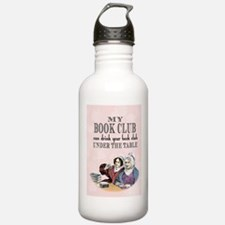 Unique Book club Water Bottle