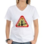 Starfleet Academy Women's V-Neck T-Shirt