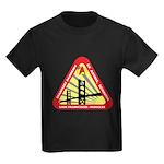 Starfleet Academy Kids Dark T-Shirt