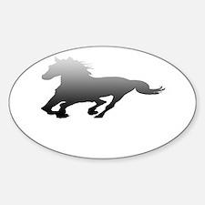 Cute Ford Sticker (Oval)