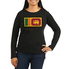 Sri Lanka Flag T-Shirt