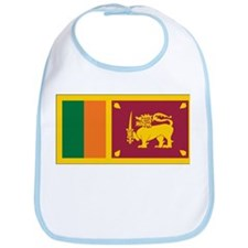 Sri Lanka Flag Bib
