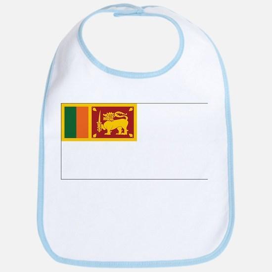 Sri Lanka Naval Ensign Bib