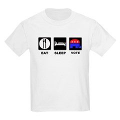 Eat Sleep Vote Conservative T-Shirt