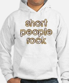 Short People Rock Hoodie