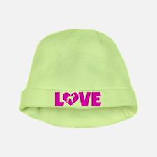 LOVE MANCHESTER TERRIER baby hat