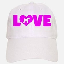 LOVE KERRY BLUE Baseball Baseball Cap