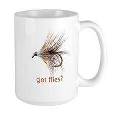 got flies? Mug