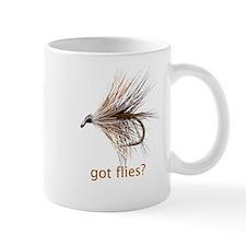 got flies? Mug