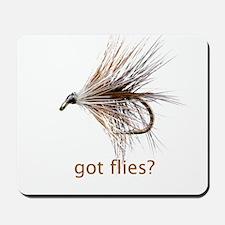 got flies? Mousepad