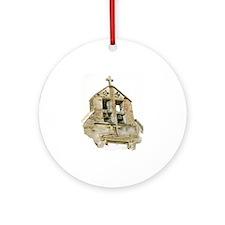 The Church Triumphant Ornament (Round)