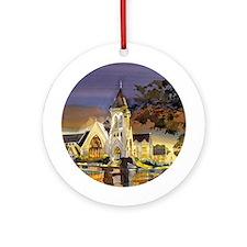 South Highland Presbyterian Ornament (Round)