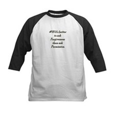 Rule 18 It's better to ask forgiveness Tee