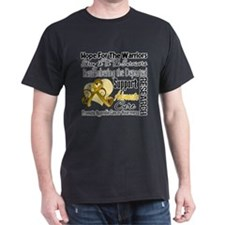 Tribute Appendix Cancer T-Shirt
