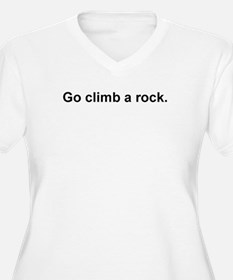 Go Climb A Rock T-Shirt