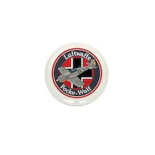 Unique Wulf's Mini Button (100 pack)