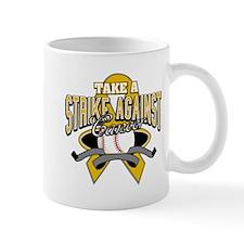 Take Strike Appendix Cancer Mug